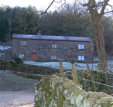 The Cottage at Gradbach Scout Camp